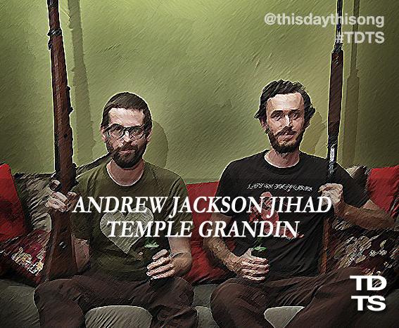 08/19/2014 @ Andrew Jackson Jihad – Temple Grandin
