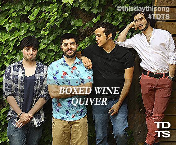 08/16/2014 @ Boxed Wine – Quiver