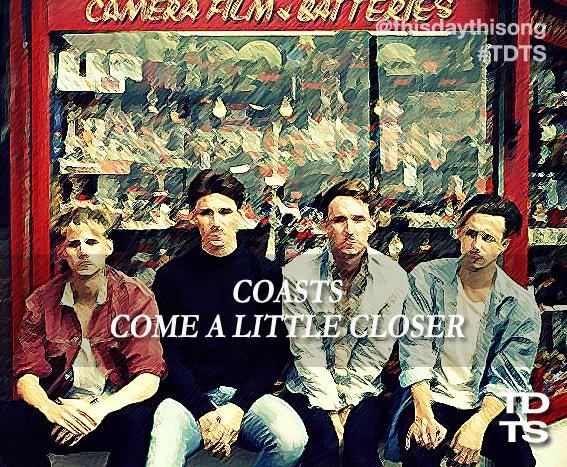 08/14/2014 @ Coasts – Come a Little Closer