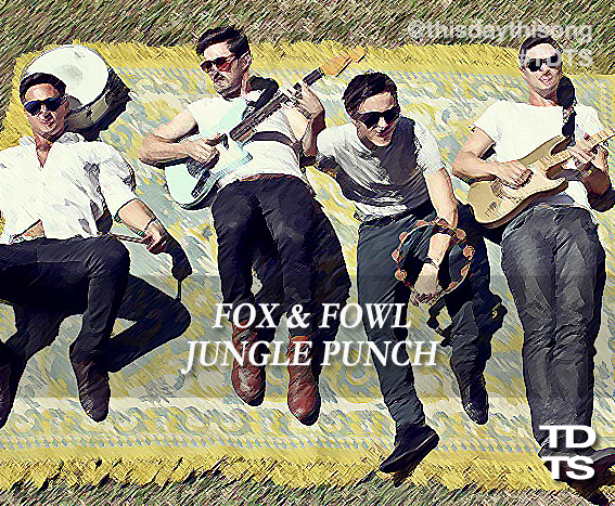 08/27/2014 @ Fox & Fowl – Jungle Punch