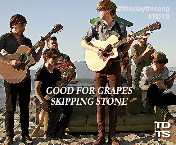 09/02/2014 @ Good For Grapes – Skipping Stone