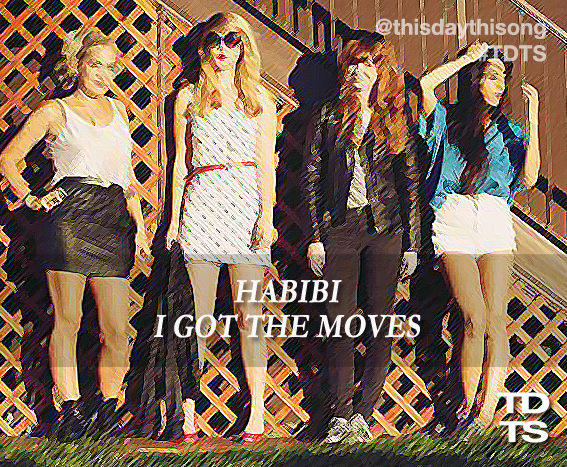 08/28/2014 @ Habibi – I Got the Moves