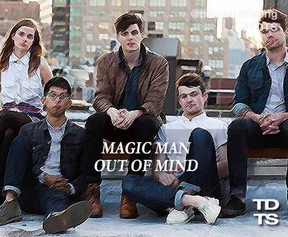 09/19/2014 @ Magic Man – Out of Mind
