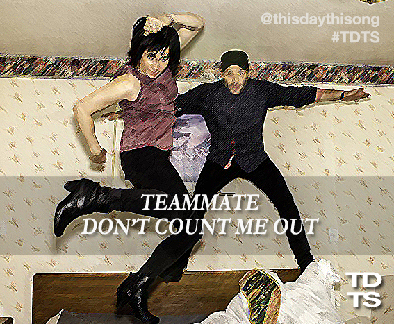08/18/2014 @ TeamMate – Don't Count Me Out