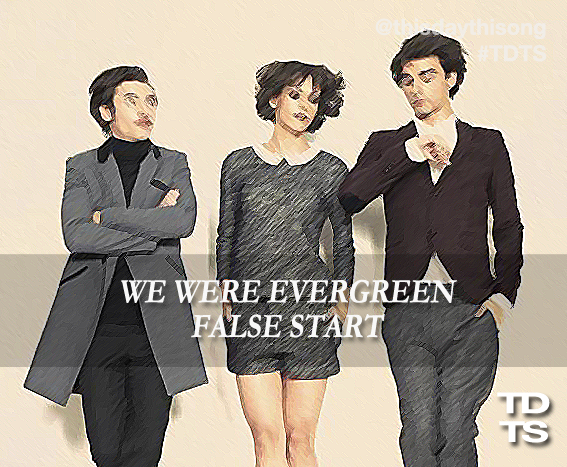 08/31/2014 @ We Were Evergreen – False Start