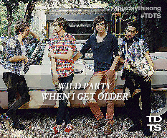 09/08/2014 @ Wild Party – When I Get Older