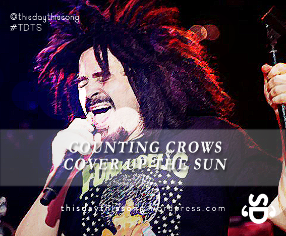 10/02/2014 @ Counting Crows – Cover up The Sun