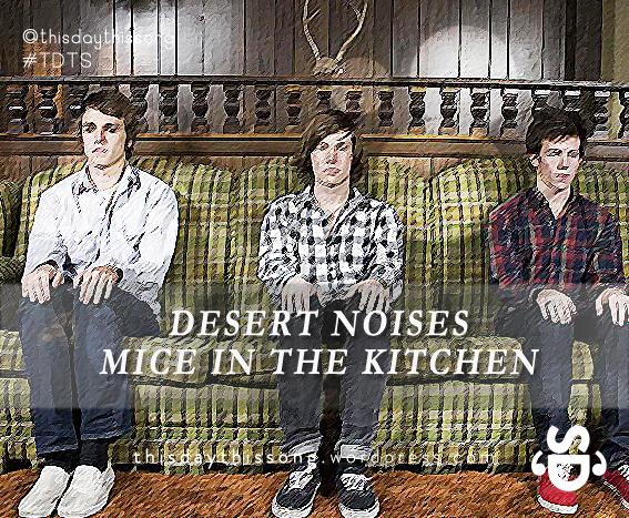 10/23/2014 @ Desert Noises – Mice In The Kitchen