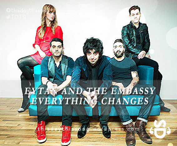 09/24/2014 @ Eytan and The Embassy – Everything Changes