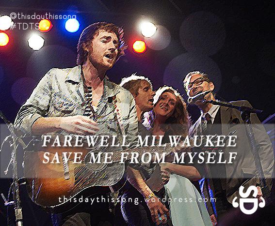 10/22/2014 @ Farewell Milwaukee – Save Me From Myself