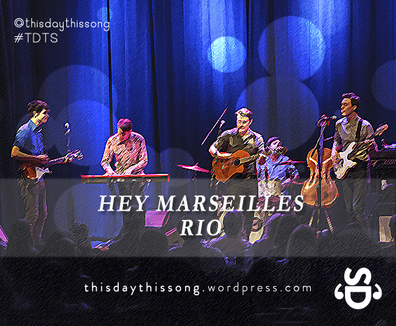 09/21/2014 @ Hey Marseilles – Rio