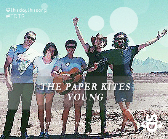 10/20/2014 @ The Paper Kites – Young
