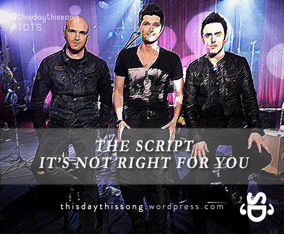 09/30/2014 @ The Script – It's Not Right for You