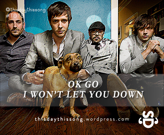 10/30/2014 @ OK Go – I Won't Let You Down