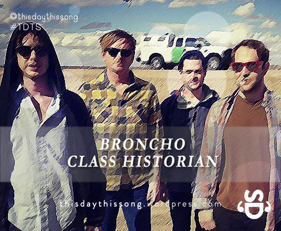 11/27/2014 @ BRONCHO – Class Historian