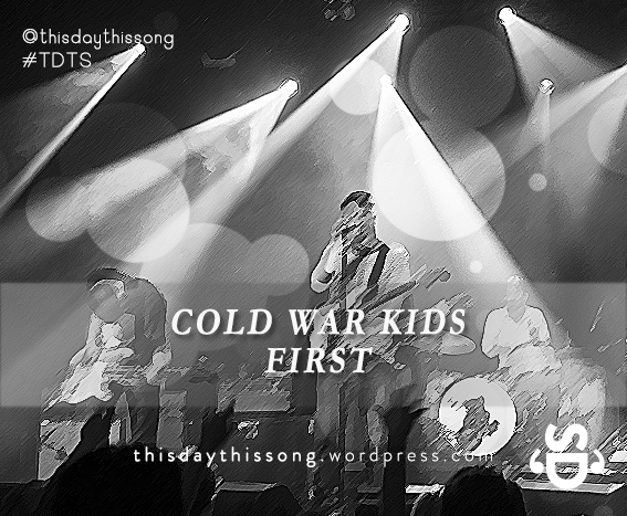 11/21/2014 @ Cold War Kids – First
