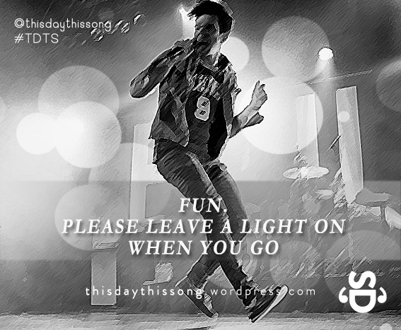 11/11/2014 @ fun.- Please Leave a Light On When You Go