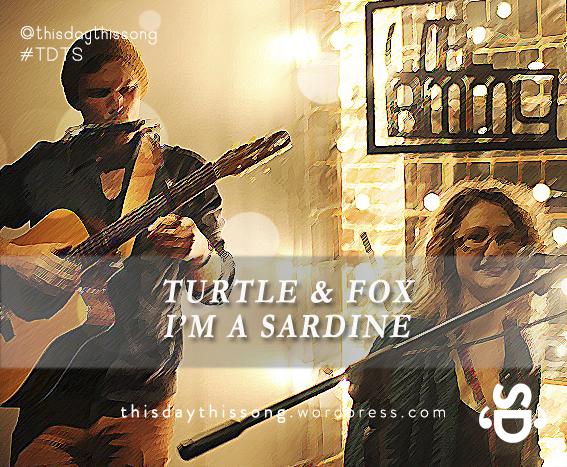 11/24/2014 @ Turtle & Fox – I'm a Sardine