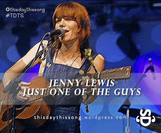 12/17/2014 @ Jenny Lewis – Just One Of The Guys