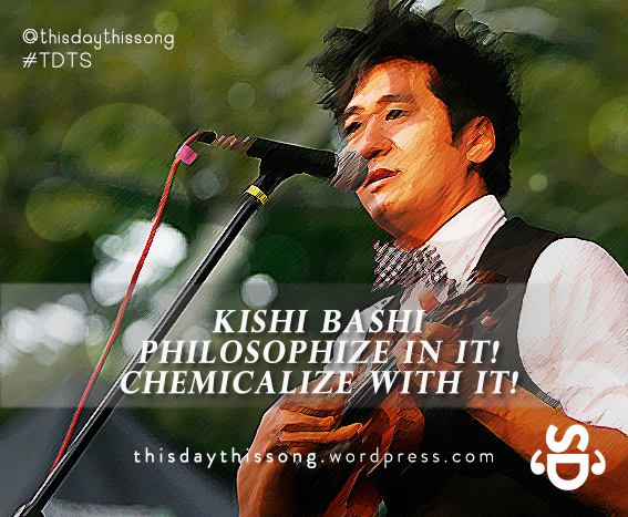 12/13/2014 @ Kishi Bashi – Philosophize In It! Chemicalize With It!