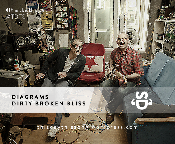02/24/2015 @ Diagrams – Dirty Broken Bliss