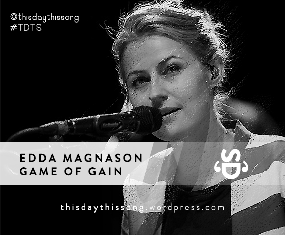 02/23/2015 @ Edda Magnason – Game of Gain