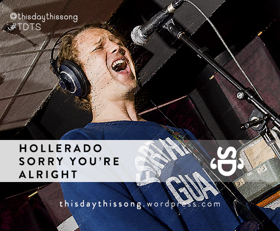 02/21/2015 @ Hollerado – Sorry You're Alright