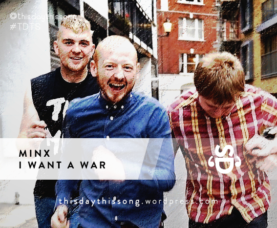 03/31/2015 @ Minx – I Want A War