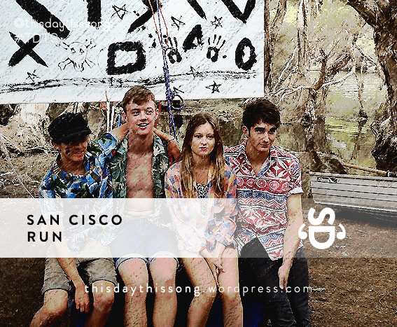 03/22/2015 @ San Cisco – RUN