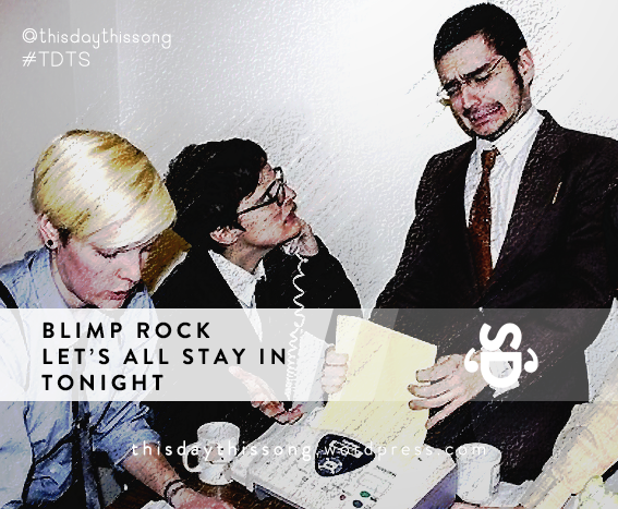 04/17/2015 @ Blimp Rock – Let's All Stay In Tonight