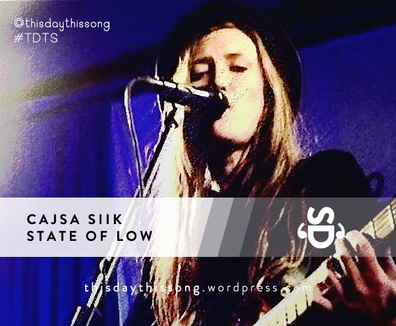 04/12/2015 @ Cajsa Siik – State Of Low