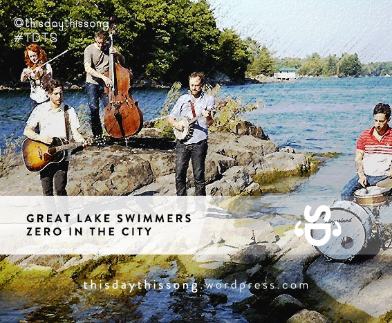 05/25/2015 @ Great Lake Swimmers – Zero in the City