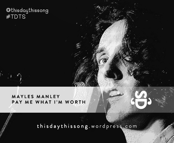 05/26/2015 @ Mayles Manley – Pay Me What I'm Worth