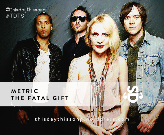 05/24/2015 @ Metric – The Fatal Gift
