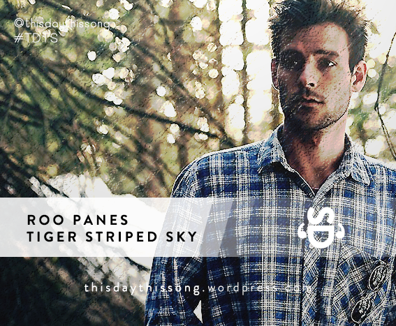 05/05/2015 @ Roo Panes – Tiger Striped Sky