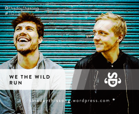 We The Wild - Run
