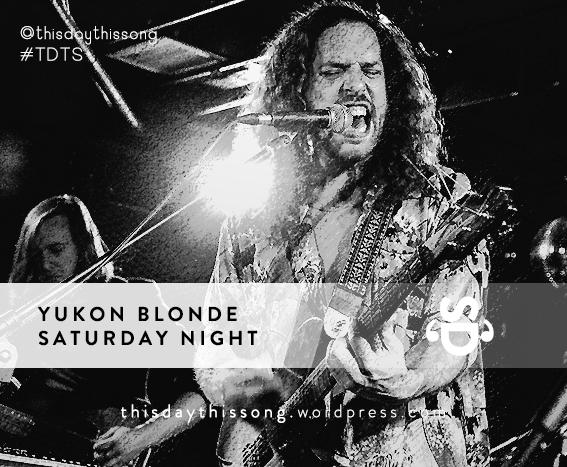 04/15/2015 @ Yukon Blonde – Saturday Night