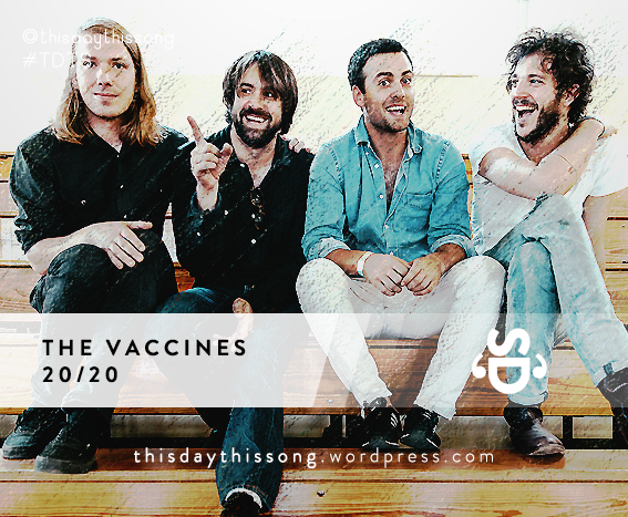 05/30/2015 @ The Vaccines – 20 / 20