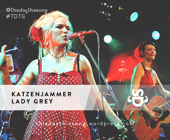 06/24/2015 @ Katzenjammer – Lady Grey