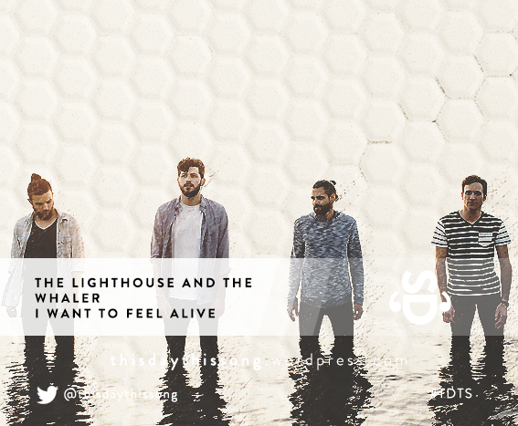 07/22/2015 @ The Lighthouse and the Whaler – I Want To Feel Alive