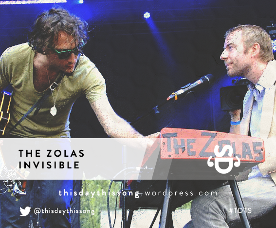 07/23/2015 @ The Zolas – Invisible