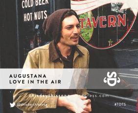 AUGUSTANA LOVE IN THE AIR