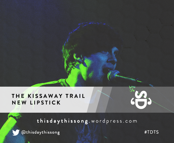 08/22/2015 @ The Kissaway Trail – New Lipstick