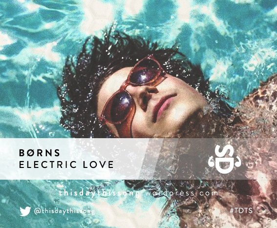 09/30/2015 @ BØRNS – Electric Love