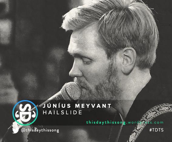 11/20/2015 @ Júníus Meyvant – Hailslide