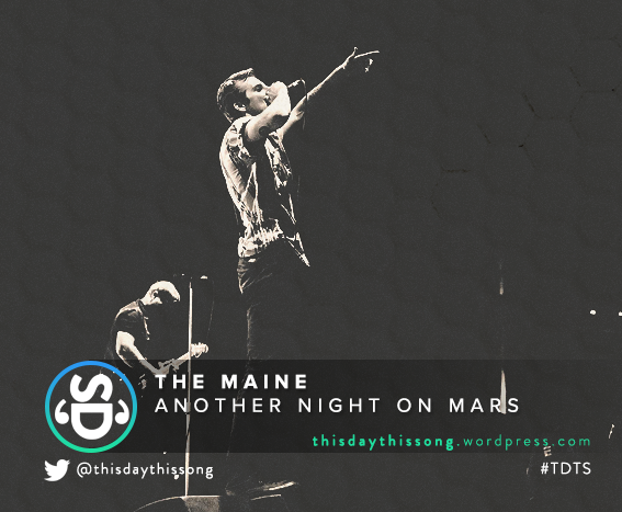 01/28/2016 @ The Maine – Another Night On Mars