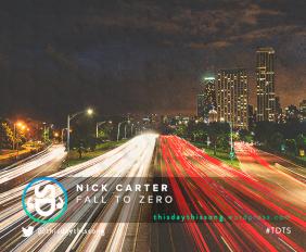 NICK CARTERFALL TO ZERO