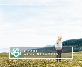 MODDIARMY DREAMERS