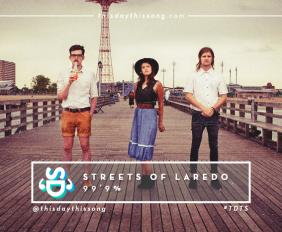 STREETS OF LAREDO 99'9%