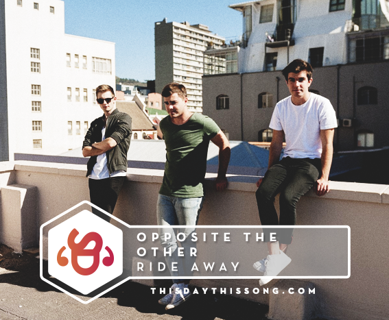12/13/2017 @ Opposite the Other – Ride Away